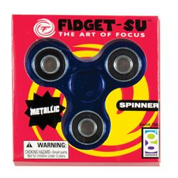 Picture of Fidget-Su Metallic Spinners (12-Pack)