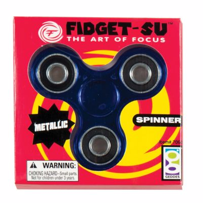 Picture of Fidget-Su Metallic Spinner