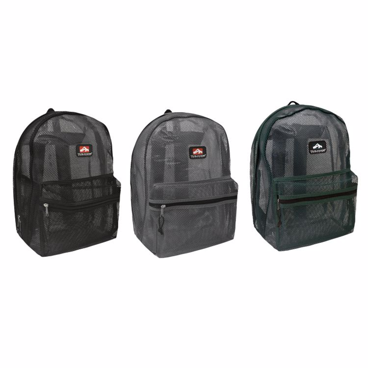 Picture of Mesh Backpack