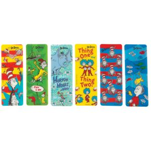 Picture of Dr. Seuss™ Save-a-Page Bookmarks
