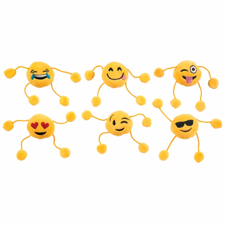 Picture of Emoji Fun Locker Buddies