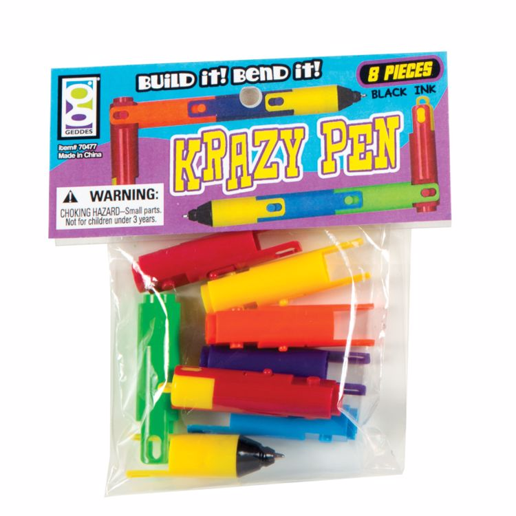 Picture of Krazy Folding Pens