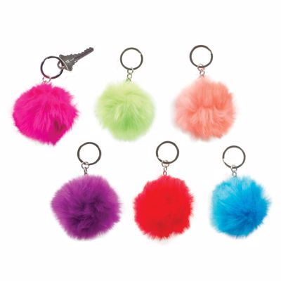 Picture of Pufferball Keychains