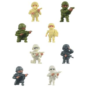 Picture of The Real Heroes Figures