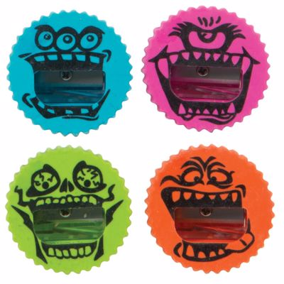 Picture of Chew Crew Sharpeners & Erasers