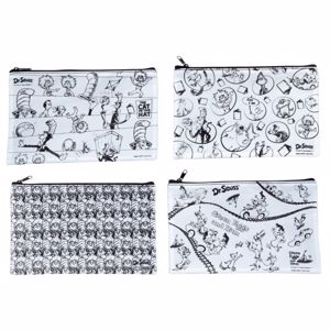 Picture of Dr. Seuss™ Color It! Pencil Pouches