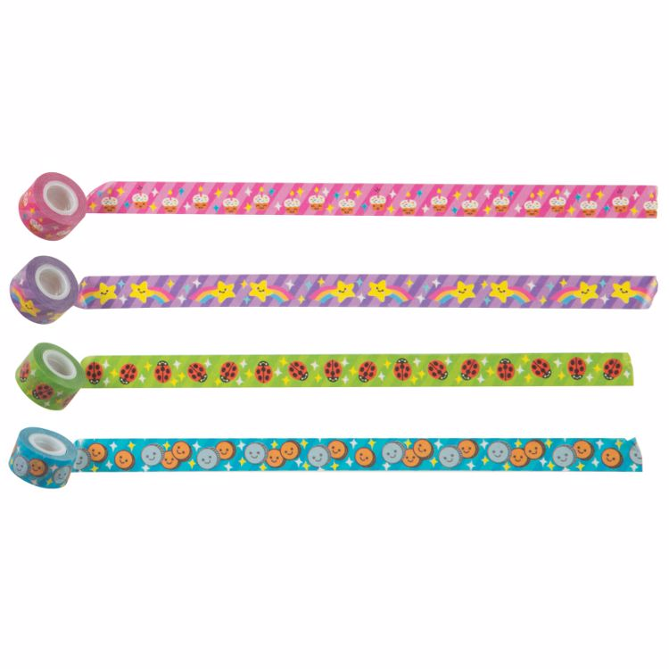 Picture of Washi Wishes .7mm MP with Washi Tape