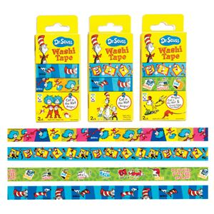 Picture of Dr. Seuss™ 2Ct. Paper Tape Dispensers