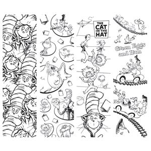 Picture of Dr. Seuss™ Color It! Bookmarks