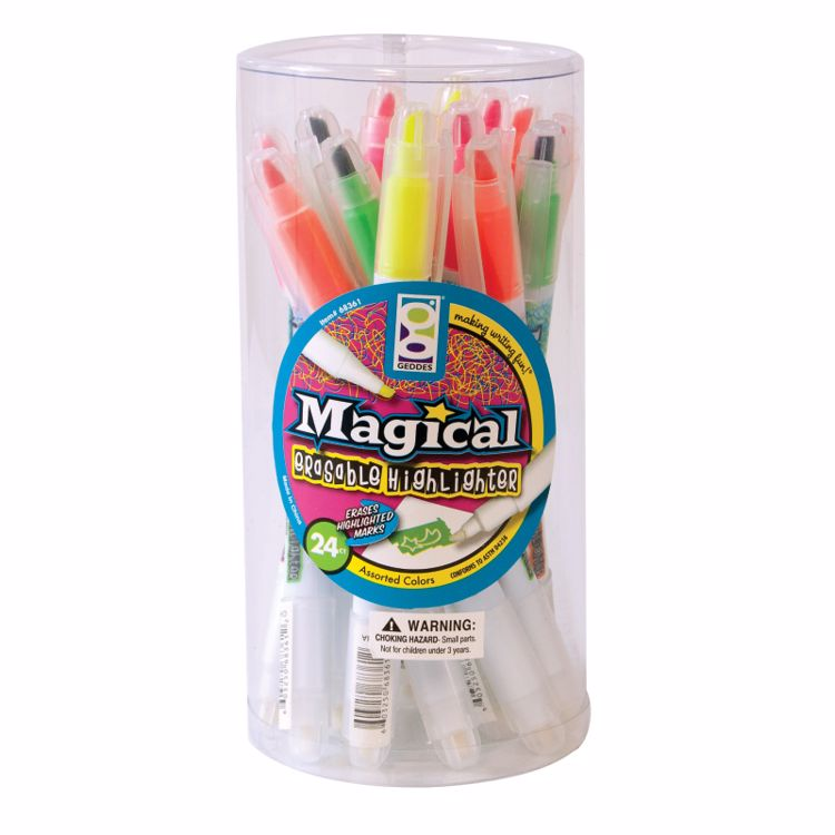 Picture of Magical Erasable Highlighters