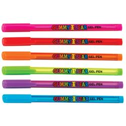 Picture of Gummy Bear Smooth Gel Pens