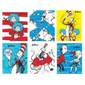 Picture of Dr. Seuss™ Folders