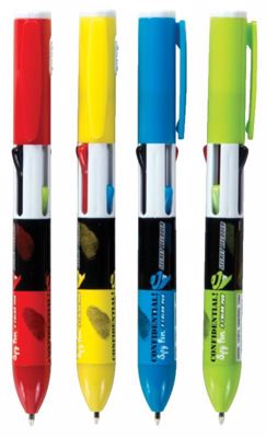 Picture of Confidential 3 Color Spy Pens