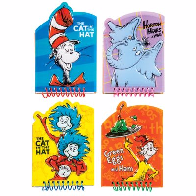 Picture of Dr. Seuss™ Character Cover Memos