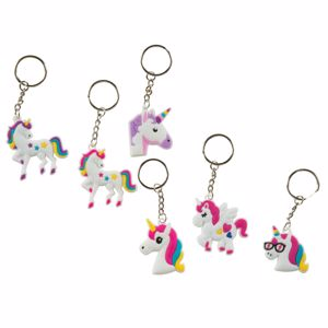 Picture of Unicorn Keychains
