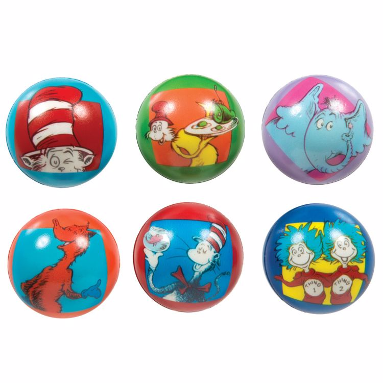 Picture of Dr. Seuss™ Stress Balls
