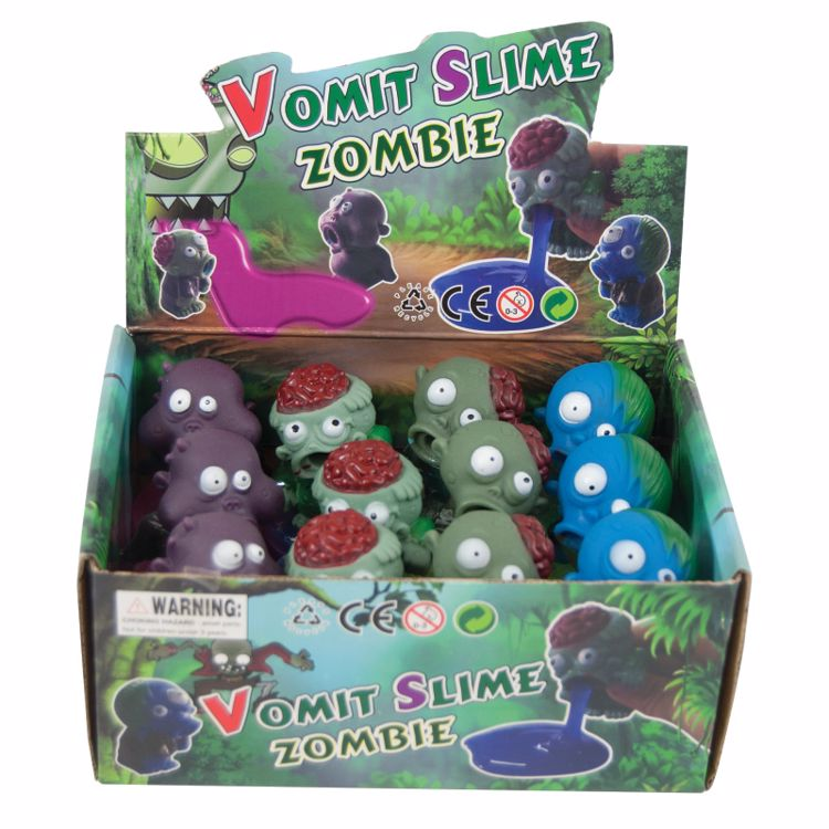 Picture of Vomit Slime Zombies Slime Toys