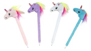 Picture of Unicorn Plush Pens