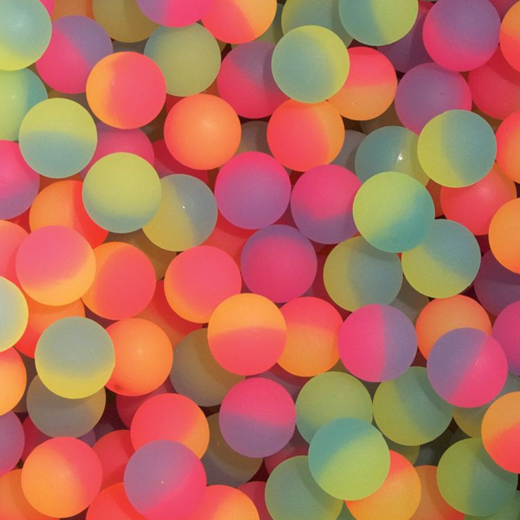 Picture of 32mm Icy Hi-Bounce Balls