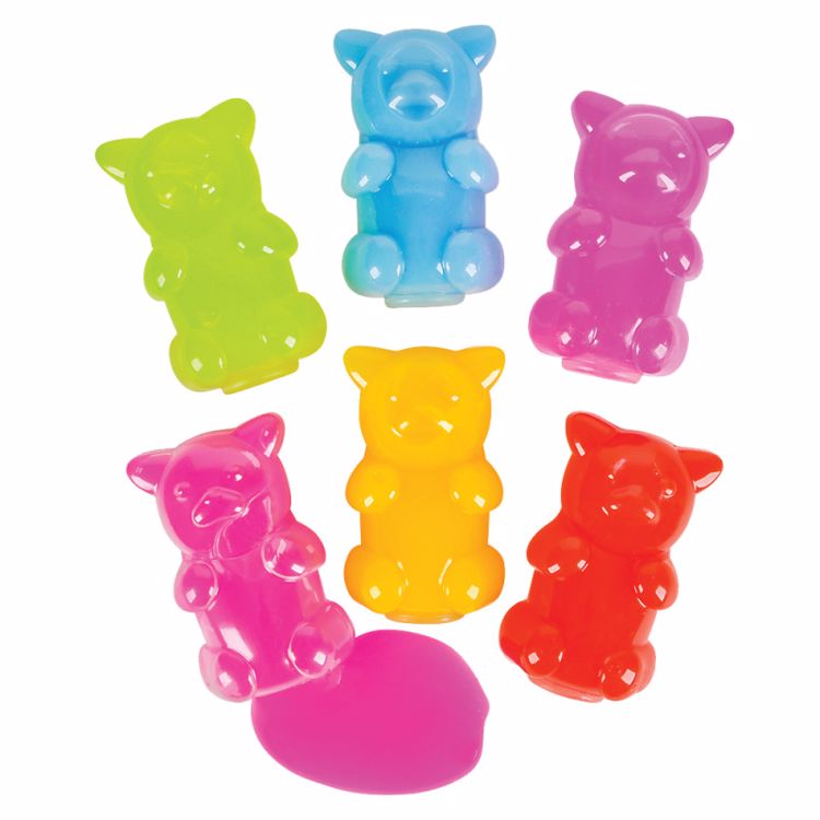 Picture of Gummy Bear Slime
