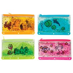 Picture of Glitter Goo Pencil Pouches