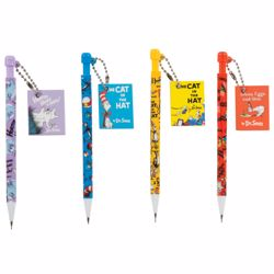 Picture of Dr. Seuss™ Mechanical Pencils w/ Mini Notebooks