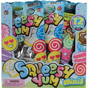 Picture of Squeesh Mini Yum Treats (Display)