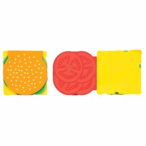 Picture of Hamburger Notepads