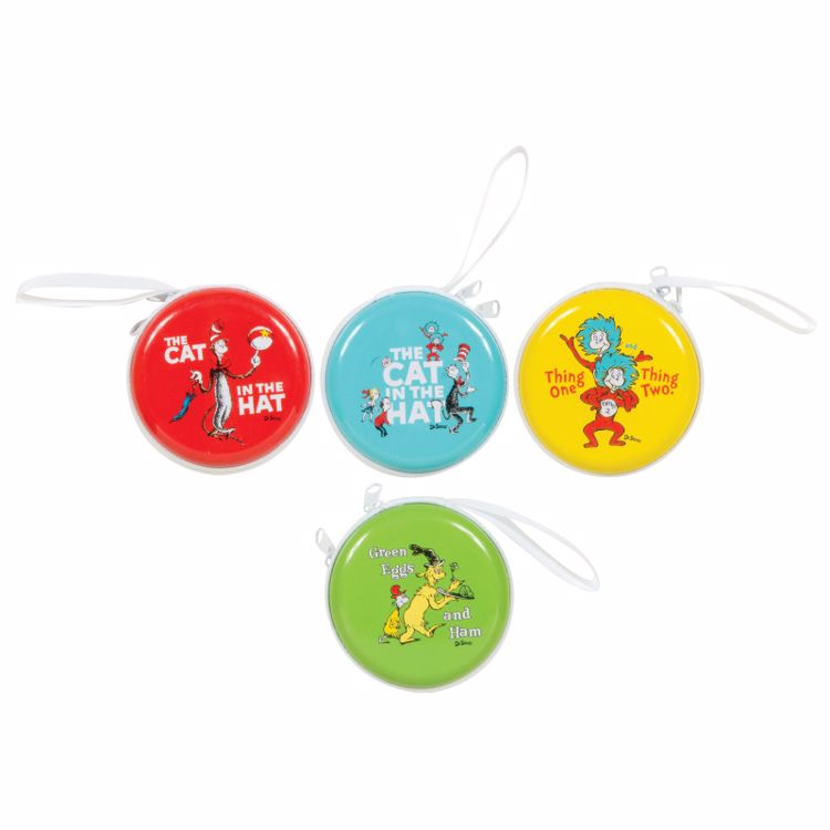 Picture of Dr. Seuss™ Zipper Pouches