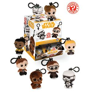 Picture of Funko Mystery Minis Plush Keychain: Star Wars - Solo
