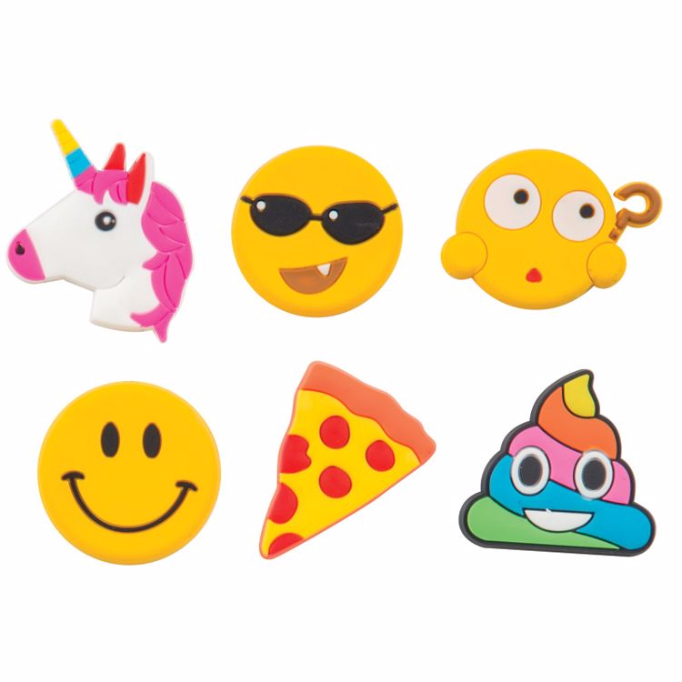 Picture of Emoji Flexible Magnets