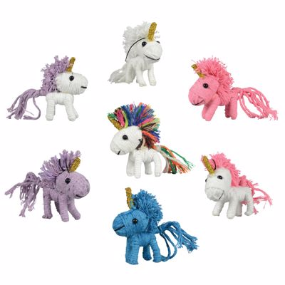 Picture of Unicorn String Dolls