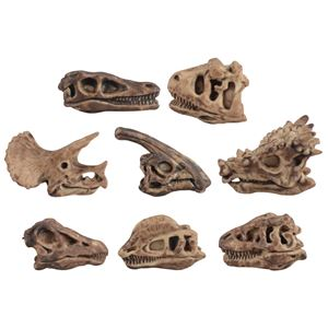 Picture of Dinosaur Skulls Pencil Toppers