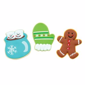Picture of Scented Christmas Cookie Erasers