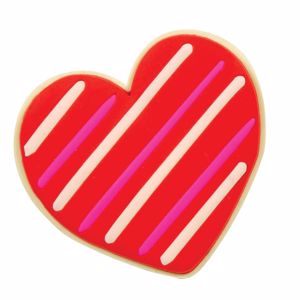 Picture of Scented Valentine Cookie Erasers