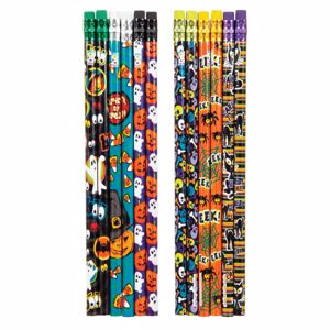 Picture of Halloween Pencils