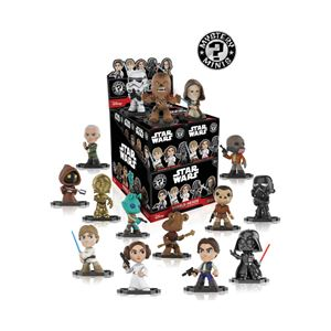 Picture of Funko Mystery Minis: Classic Star Wars Bobble Head Figures