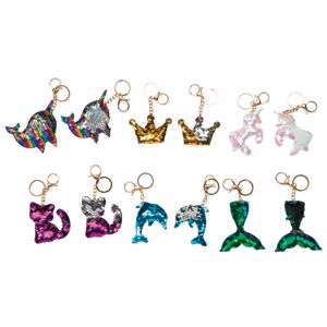 Picture of Sequins Key Chains