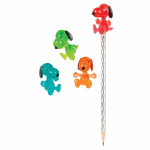 Picture of Gummy Snoopy® Pencil Toppers