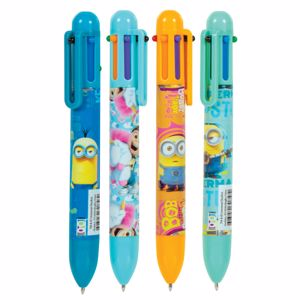 Picture of Despicable Me! 6-Color Pens