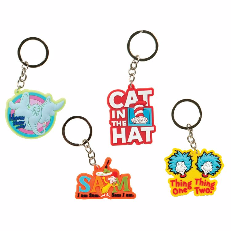 Picture of Dr. Seuss™ Key Chains