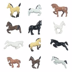 Picture of Wild Horses Toy Figures