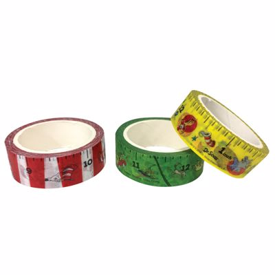 Picture of 3 Ct. Dr. Seuss™ Lesson Plan Tape