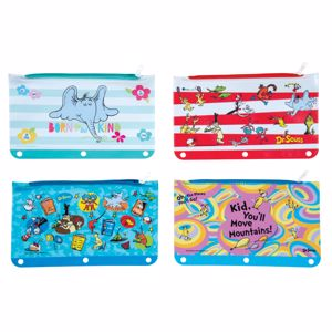 Picture of Dr. Seuss™ Classic Pencil Pouches