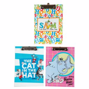 Picture of 3 Ct. Dr. Seuss™ Clipboards