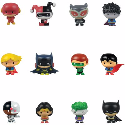 Picture of DC Comics Chibi Figures