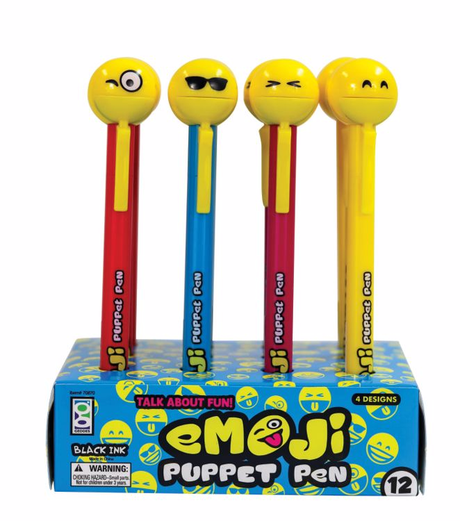 Picture of Emoji Puppet Pens