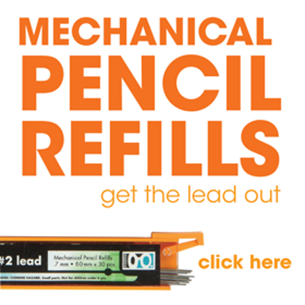 Picture for category Mechanical Pencil Lead