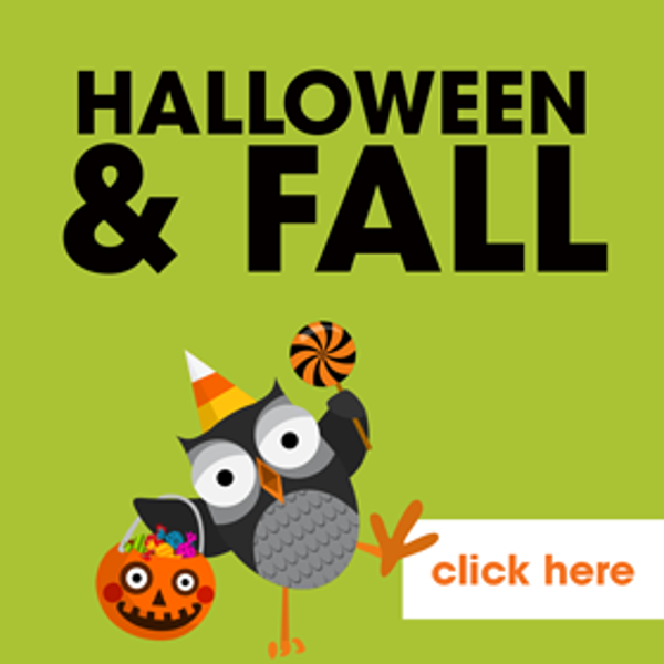 Picture for category Halloween & Fall