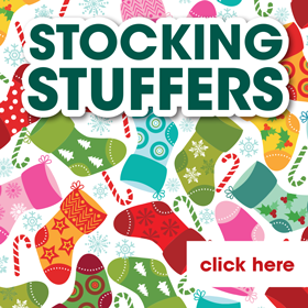 Picture for category Stocking Stuffer Ideas